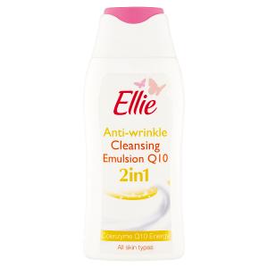 Ellie Čisticí pleťová emulze 2v1 proti vráskám Q10 200ml