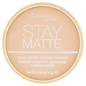 Rimmel London Stay Matte Pudr 005 Silky Beige 14g