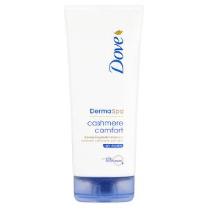 Dove Derma Spa Cashmere Comfort tělové mléko na velmi suchou pokožku 200ml