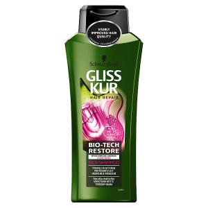 Gliss Kur obohacující šampon Bio-Tech Restore 400ml