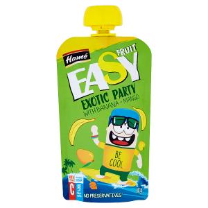 Hamé Easy Fruit Exotic party kojenecká výživa 110g