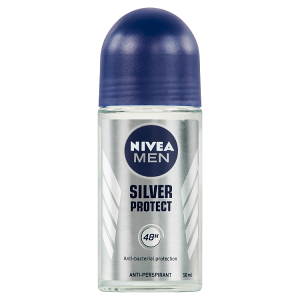 Nivea Men Silver Protect Kuličkový antiperspirant 50ml