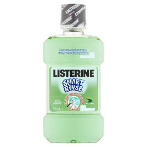 Listerine Smart Rinse Mild Mint ústní voda 250ml