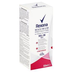 Rexona Maximum Protection Confidence kuličkový antiperspirant 50ml