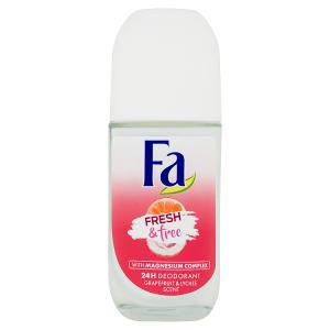 Fa kuličkový deodorant Fresh & Free 50ml