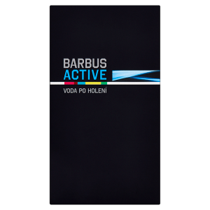Barbus Active voda po holení 100ml