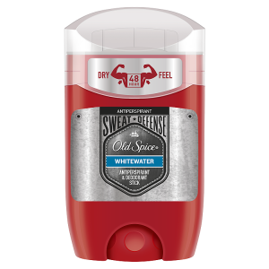 Old Spice Whitewater Tuhý Antiperspirant A Deodorant 50 ml