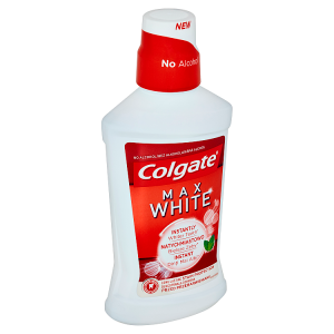 Colgate Max White ústní voda 500ml