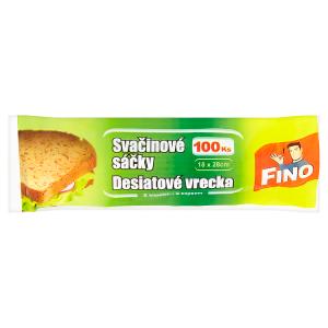 Fino Svačinové sáčky 100 ks