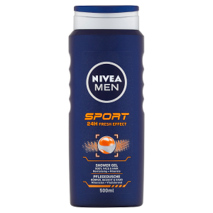 Nivea Men Sport Sprchový gel 500ml