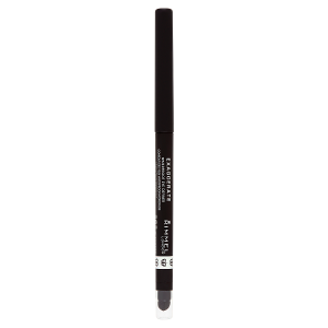 Rimmel London Exaggerate Waterproof Eye Definer 262 Blackest Black 0,28g