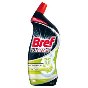 Bref 10xEffect Power Gel Micro-Brush Action Lime 700ml