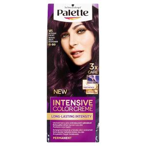 Schwarzkopf Palette Intensive Color Creme barva na vlasy Intenzivní Fialový V5