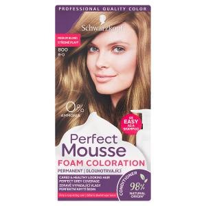 Schwarzkopf Perfect Mousse barva na vlasy Středně Plavý 800