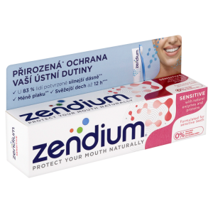 Zendium Sensitive Zubní pasta 75ml
