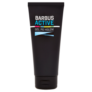 Barbus Active gel po holení s keratinem 100ml