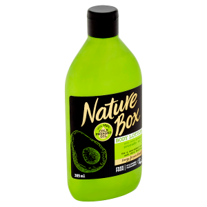 Nature Box tělové mléko Avocado Oil 385ml