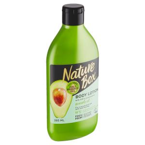 Nature Box tělové mléko Avocado Oil 385ml