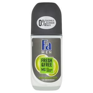 Fa Men kuličkový deodorant Fresh & Free 50ml
