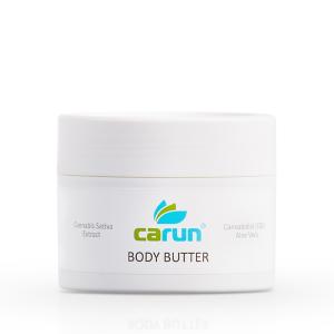 Carun konopné tělové máslo 200ml