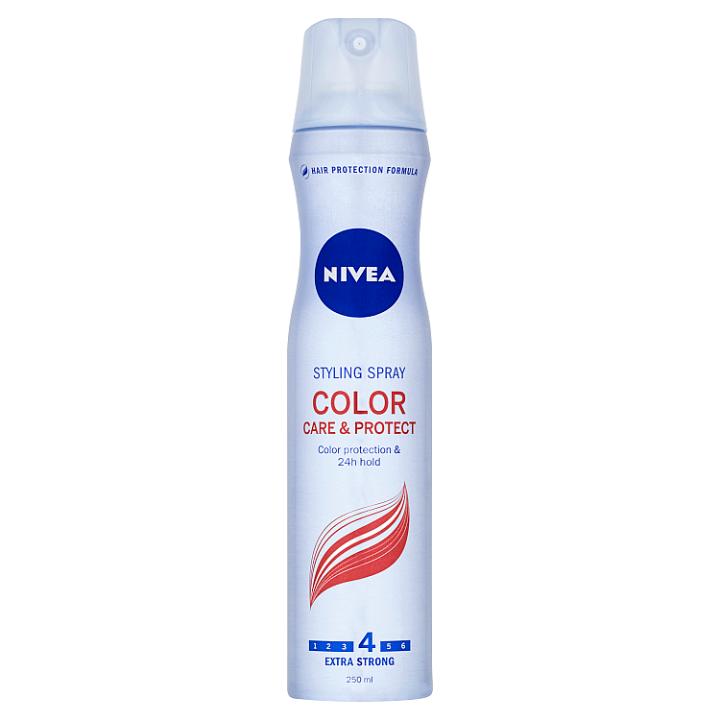 Nivea Color Care & Protect Lak na vlasy 250ml