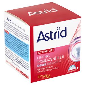 Astrid Active Lift Denní krém lifting + omlazení pleti OF 10 50ml