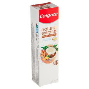 Colgate Naturals zubní pasta kokos & zázvor 75ml
