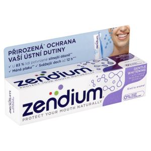 Zendium Gentle Whitening Zubní pasta 75ml