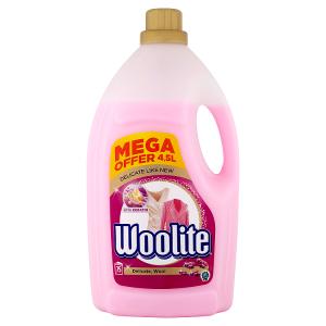 Woolite Delikate, Wool tekutý prací přípravek 75 praní 4,5l
