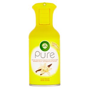 Air Wick Pure Osvěžovač vzduchu bílý květ vanilky 250ml