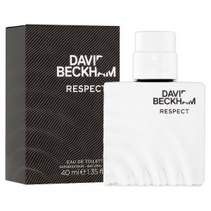 David Beckham Respect toaletní voda 40ml