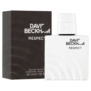 David Beckham EDT 40ml Respect