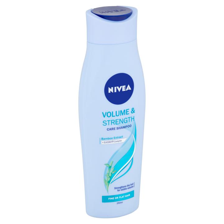 Nivea Volume & Strength Pečující šampon 250ml