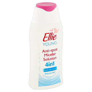 Ellie Young Anti-acne micelární voda 4v1 200ml