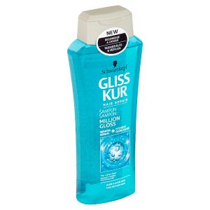 Gliss Kur Million Gloss šampon 400ml