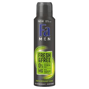 Fa Men deodorant Fresh & Free 150ml