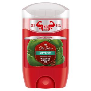 Old Spice Citron Tuhý Antiperspirant A Deodorant 50ml