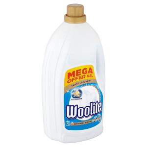 Woolite Extra White Brilliance tekutý prací přípravek 75 praní 4,5l