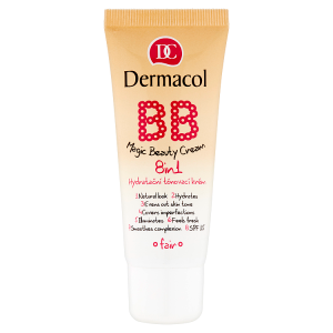 Dermacol BB Hydratační tónovací krém 8v1 fair 30ml