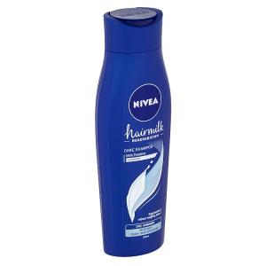 Nivea Hairmilk Pečující šampon pro normální až silné vlasy 250ml