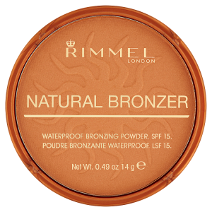 Rimmel London Natural Bronzer Pudr 021 Sun Light 14g