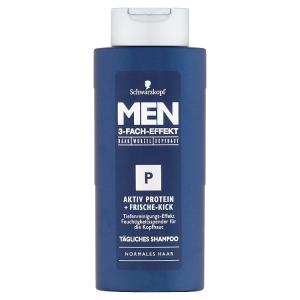 Schwarzkopf Men šampon Aktiv Protein 250ml