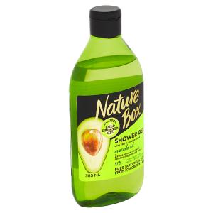 Nature Box sprchový gel Avocado Oil 385ml