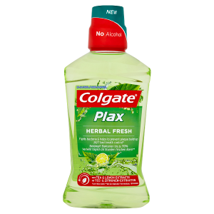Colgate Plax Herbal Fresh ústní voda 500ml