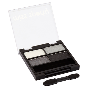 Miss Sporty Studio Colour Quattro eye shadow 404 real smoky / smoky black