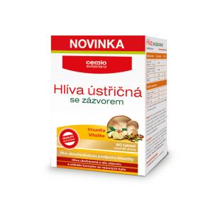 Cemio Hlíva se zázvorem (90tbl/kra)