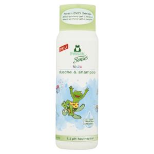Frosch EKO Senses dětský sprchový gel a šampon 300ml