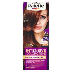 Schwarzkopf Palette Intensive Color Creme barva na vlasy Kaštanový R4 (5-68)