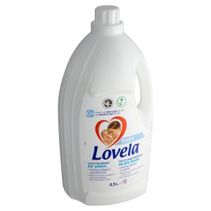 Lovela Baby Tekutý prací přípravek na bílé prádlo 50 praní 4,5l