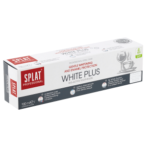 Splat White Plus zubní pasta 100ml